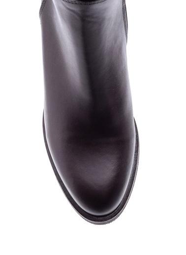 Derimod Topuklu Çizme Kahve
